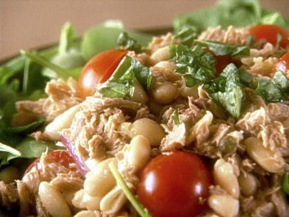 Tuscan-Style Tuna Summer Salad
