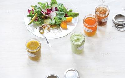 Salad Dressings and Vegetable Dressings