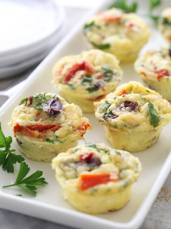 Mini Frittatas –  5 Recipes