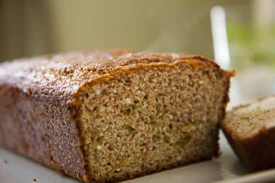 Gluten Free Almond Bread